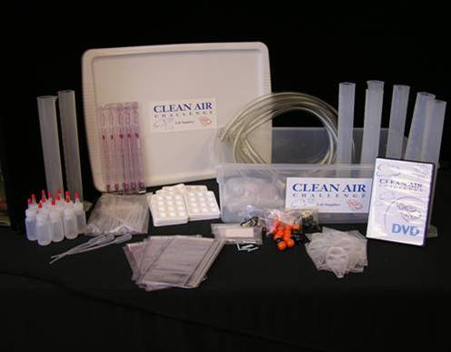 Kit clean Air Challenge